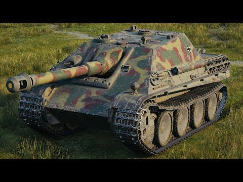 World of Tanks Jagdpanther - 6 Kills 5,3K Damage thumbnail