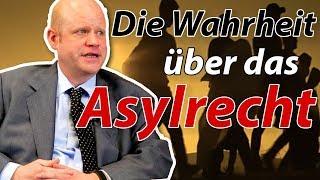 Ulrich Vosgerau zu Asylwahnsinn & Meinungsterror