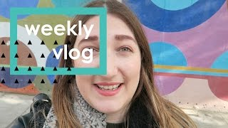 A Newspaper cake, more cake & Instagram day out | Weekly Vlog | Graphique Fantastique