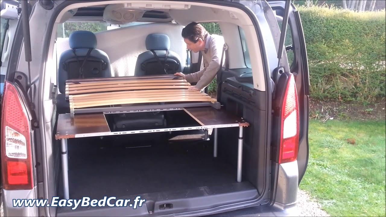 easy bed car un lit dans votre voiture
