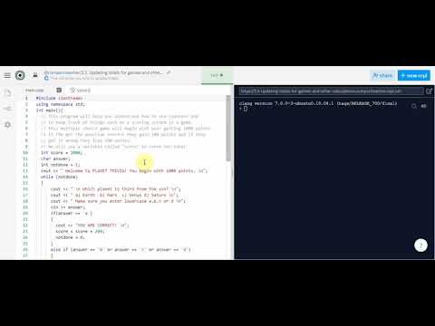 Video 10 Using A Scoring System In A Game Design In C Youtube