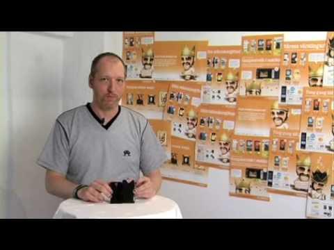 Katshing testar HTC Touch Diamond 2