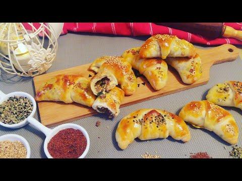 croissants-salés-farcis-à-la-viande-hachée