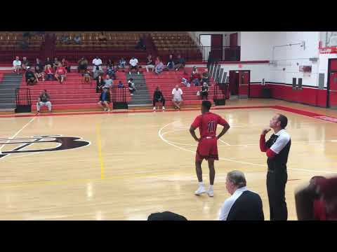 Vero Beach High School Varsity Basketball (Pre-Season)