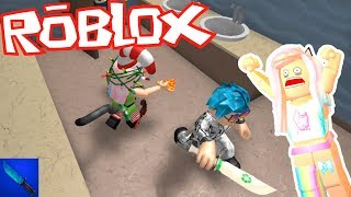 I JUST WANTED TO GIVE YOU PIZZA l MURDER MISTERY 2 l ROBLOX