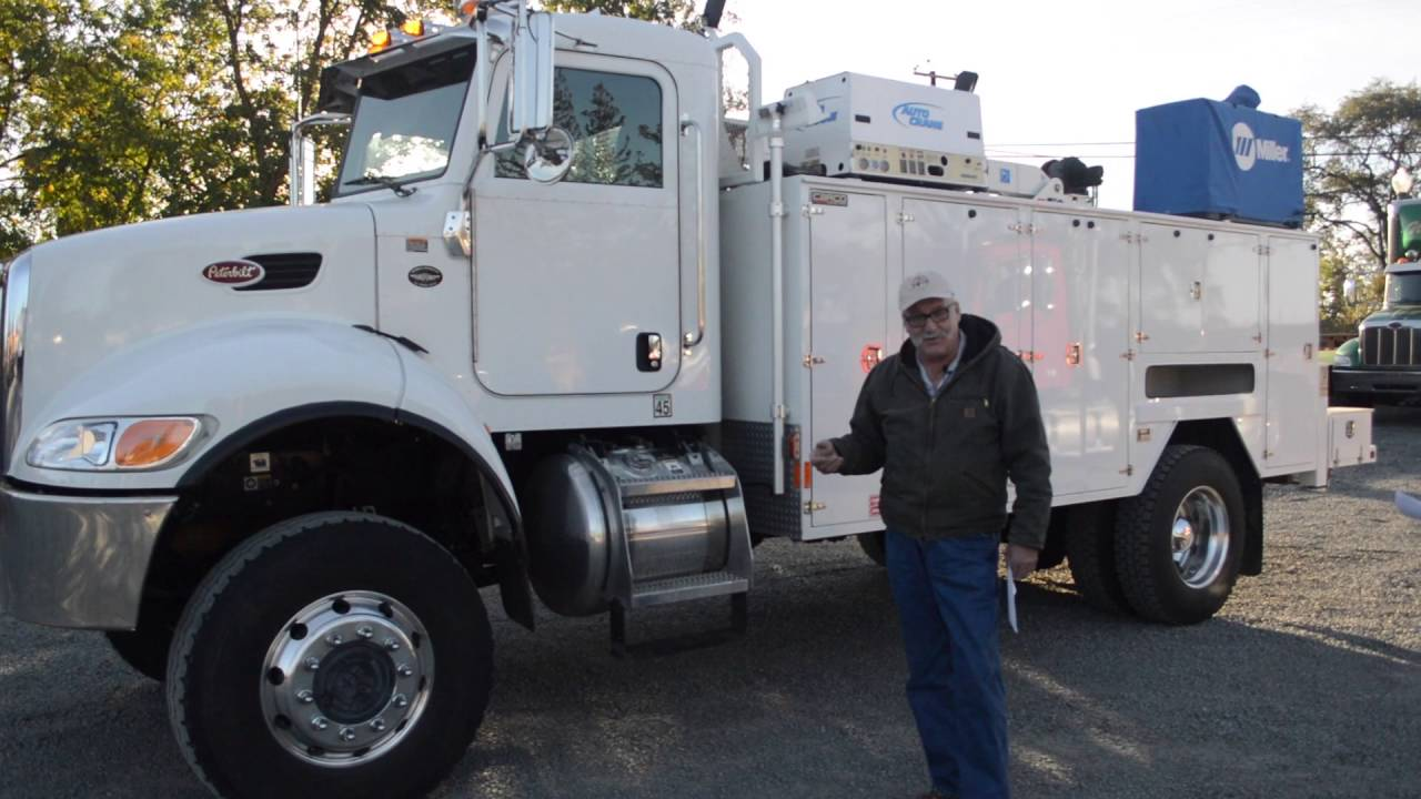 2007 peterbilt 335 6x6 service truck charter trucks u10481 2007 peterbilt 335 6x6 service truck charter trucks u10481 part 1 sciox Image collections