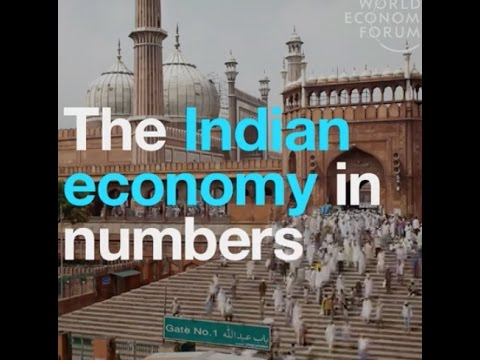 India's economy in numbers
