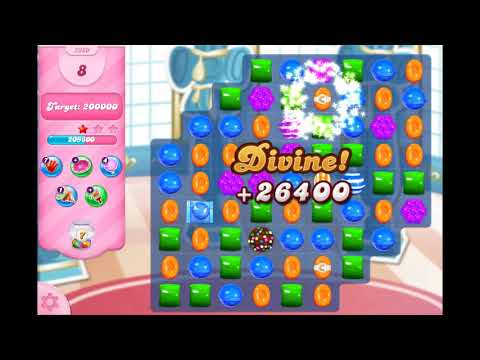 Candy Crush Saga - Level 2980 ☆☆☆