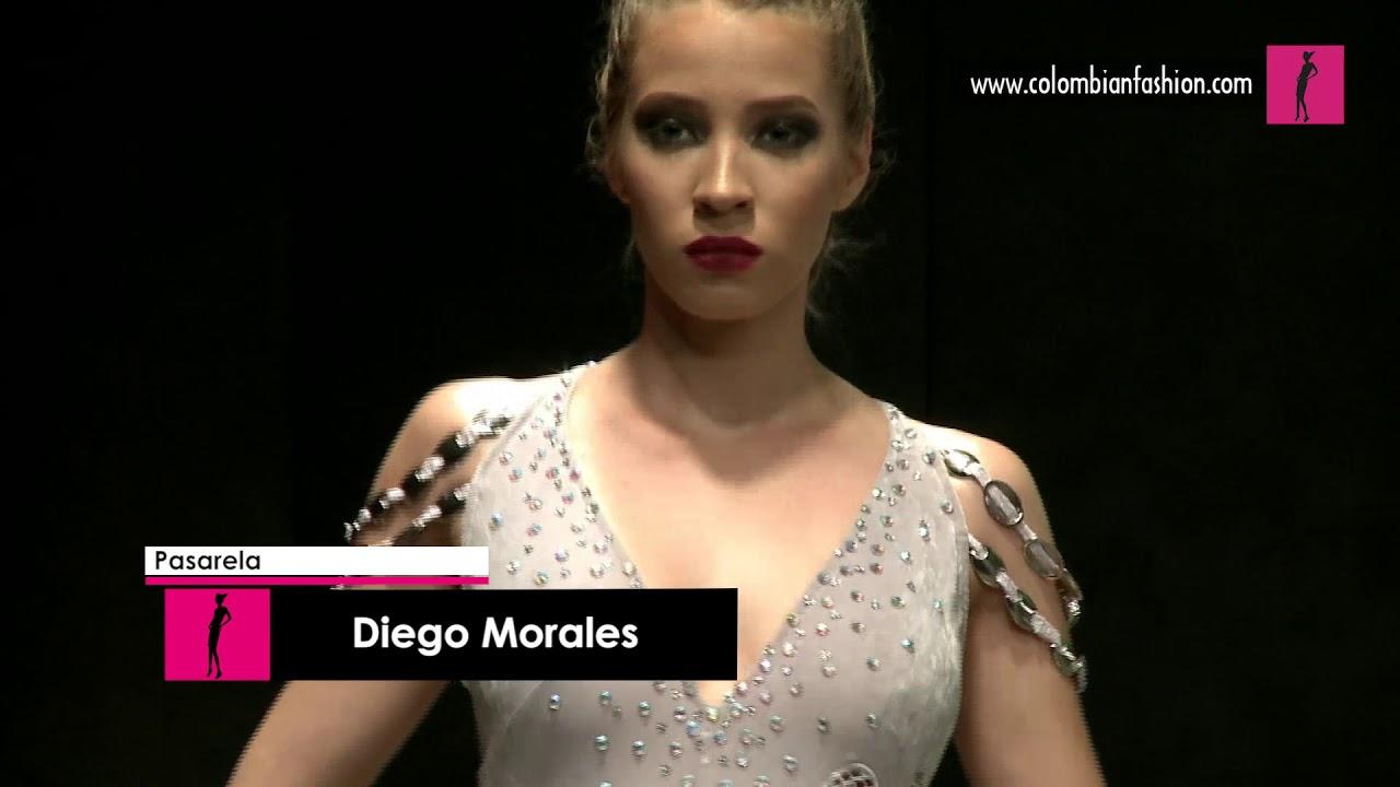 Pasarela Diego Morales - Expomoda Ciudad de Palmira 2017