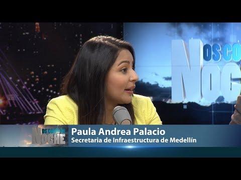 ¿Retrasos en obras de Medellín? Al banquillo la Secretaria de Infraestructura (junio 29 2017)