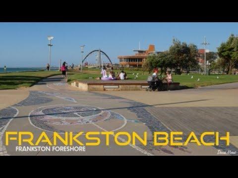 Frankston Beach Melbourne Victoria Drive