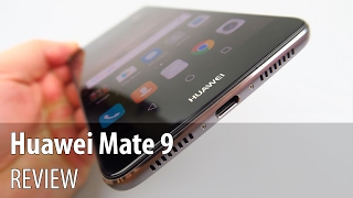 Huawei Mate 9 Review (Dual Camera phablet with Leica technology)