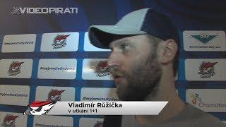 4. kolo TELH: Vladimír Růžička po zdolání Dukly