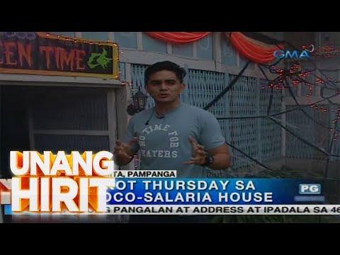 Unang Hirit: Ang nakakakilabot na Gosioco-Salaria House sa Sta. Rita, Pampanga