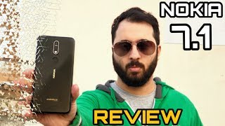 Nokia 7.1 Review With Pros & Cons|Nokia 7.1 Best Offline Smartphone ?