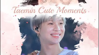 LEE TAEMIN CUTE & FUNNY MOMENTS
