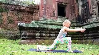 Чакра йога, Приветствие солнцу для раскрытия Анахата чакры