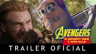 Avengers: A Infinity War y mas alla (Una Mezcla con Toy Story)