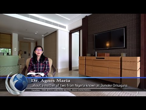 """Video Lensa Firman Episode: """"Keep Your Coolness"""" by Dr. Agnes Maria."""