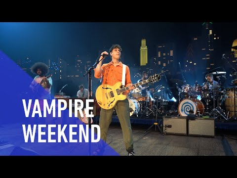 Check Out Behind The Scenes Video Of Vampire Weekend At Austin City Limits Ahead Of Performance