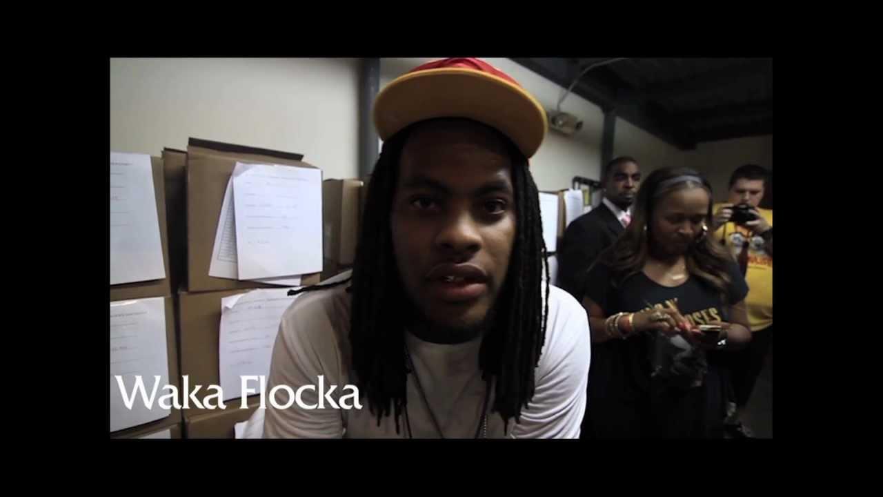 Waka Flocka Flame - Gun Sounds Lyrics | MetroLyrics