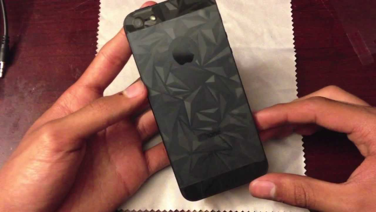remove iphone 5 screen 3d screen protector for the iphone 5 4927