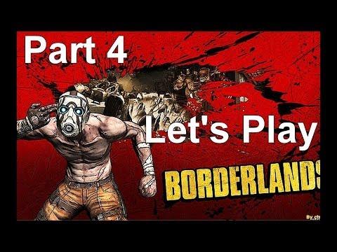 (Part 4) Let's Play Borderlands 1 Live Stream - 동영상