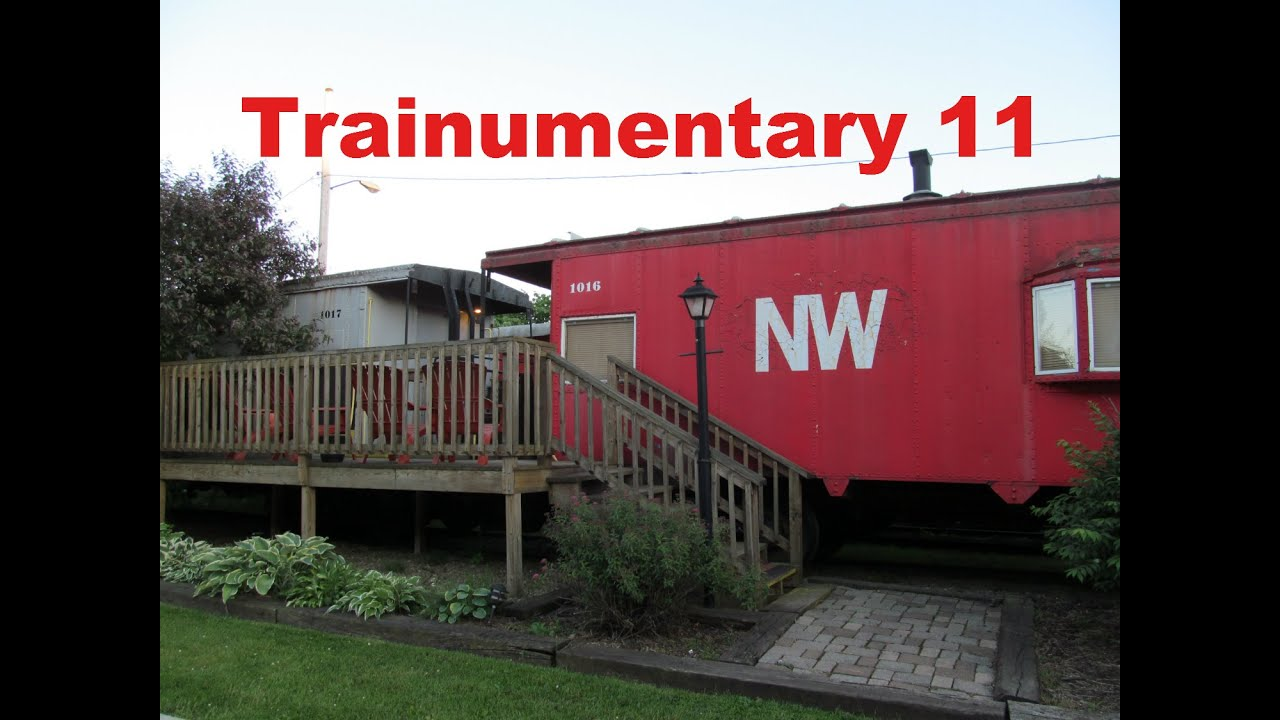 Trainumentary 11 The Caboose Motel Usville Pa