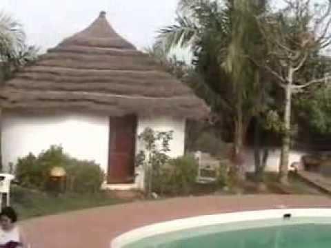 A minha primeira viagem à Guiné-Bissau - 1998 (4) - Despedida do Capé. Bissau e voo para Bubaque
