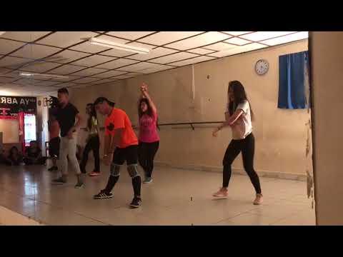 Gal Dem Sugar Dance Coreography