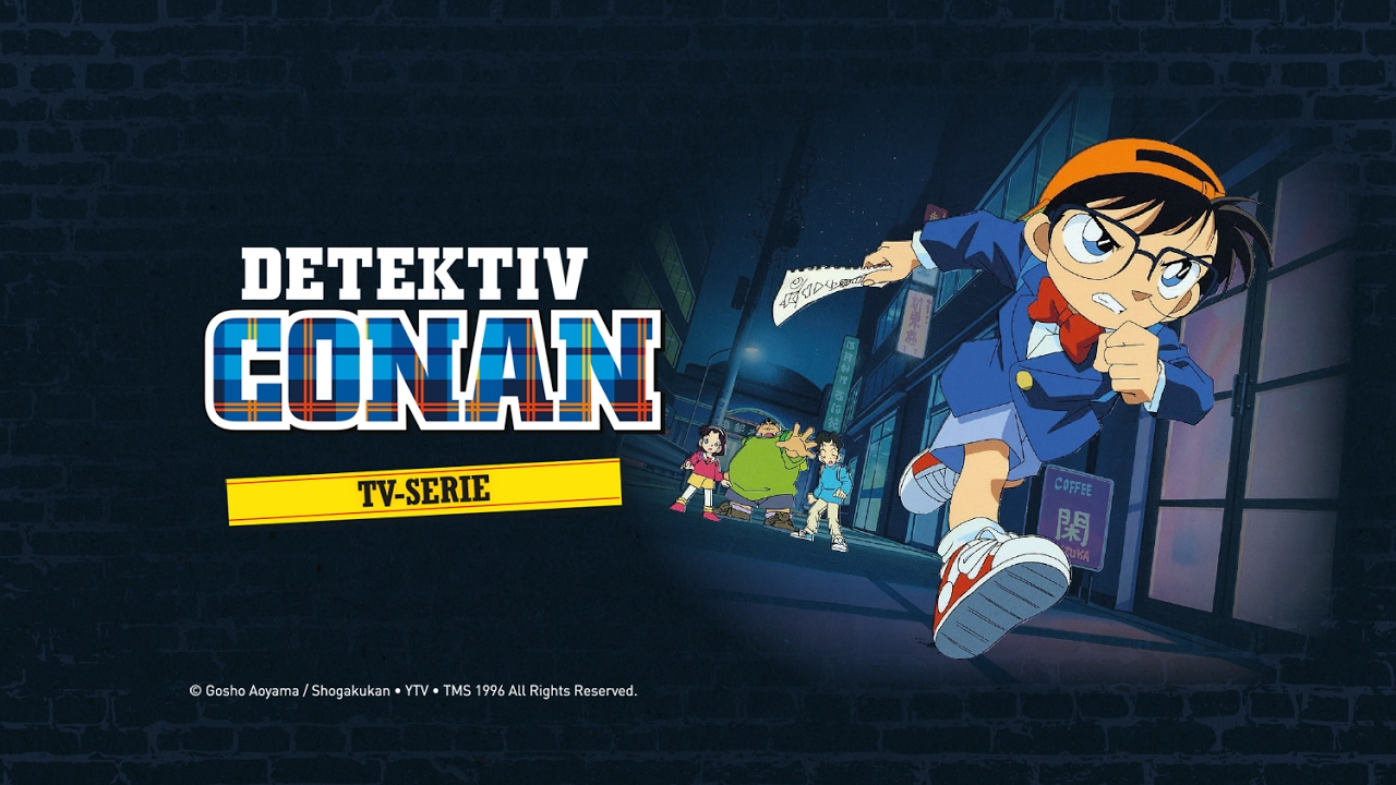 Detektiv Conan Burning Series