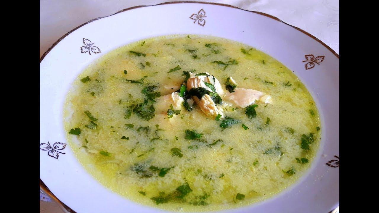 ჩიხირთმა Чихиртма / Грузинский куриный суп / Грузинская кухня