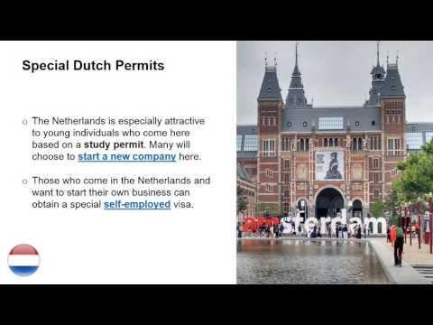 Immigration Services in the Netherlands