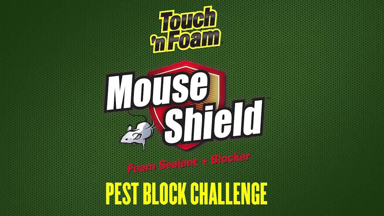 Mouse Shield Pest Block Challenge