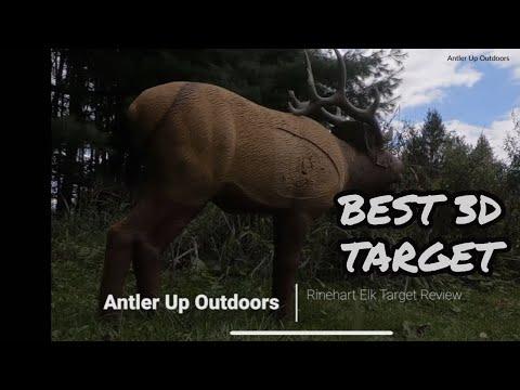 Rinehart Elk Target Review