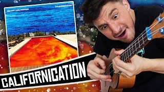 Download [ Red Hot Chili Peppers ] Californication Ukulele Cover Medley! MP3 song and Music Video