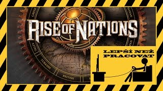 Rise of Nations - Český Gameplay