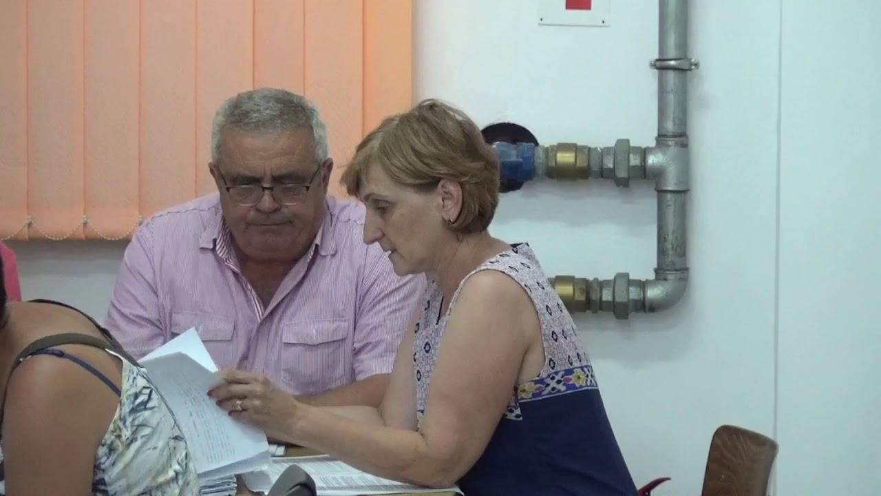 Ședință Consiliul Local Mihai Viteazu (25.06.2019)