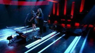 The Civil Wars Barton Hollow - Later with Jools Holland Live 2011 720p HD