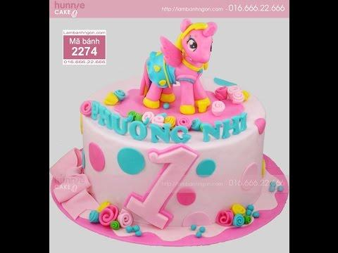 Bánh sinh nhật ngựa Pony - Twilight Sparkle Little Pony   Foci
