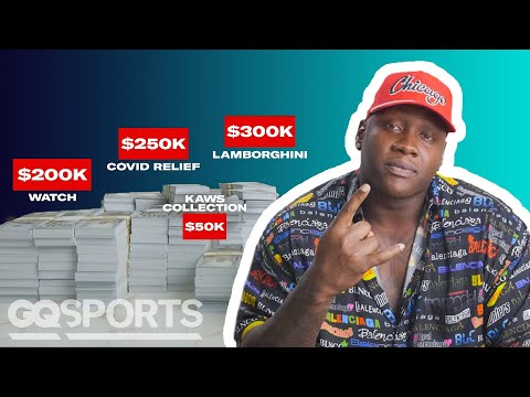 How Laremy Tunsil Spent His First $1M in the NFL   My First Million   GQ Sports