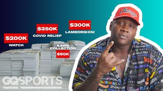 How Laremy Tunsil Spent His First $1M in the NFL | My First Million | GQ Sports