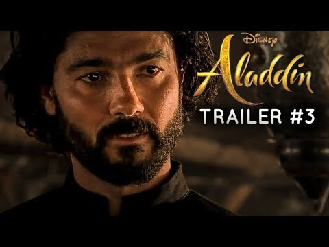 Aladdin(2019) - TRAILER #3 - (RE-IMAGINED)