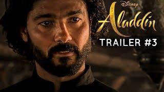 Aladdin(2019) - TRAILER #3 - (RE-IMAGINED)