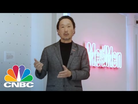 MedMen NYC : The Apple Store Of Weed | CNBC