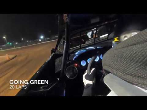 In-car with Jonathan Joiner at Southern Raceway 4-27-2019