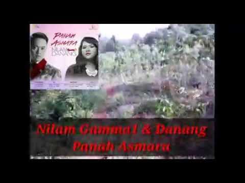 Nilam Gamma1 & Danang - Panah Asmara (Video Dikebun)