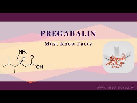 Pregabalin Drug Information - Indications, Dosage, Side Effects and