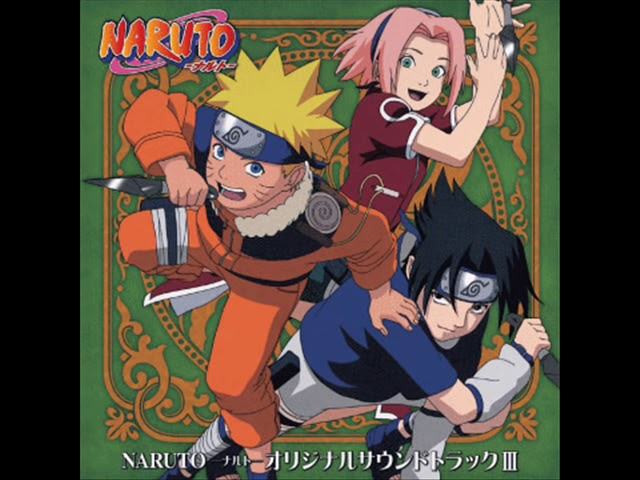 Those Who Inherit The Will of Fire - Naruto OST 3
