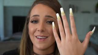 I Gave Myself Those Awful Ramen Nails  -  Please subscribe and support
